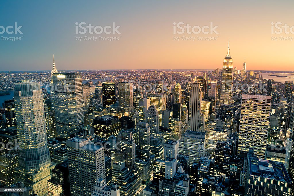 NYC stock photo