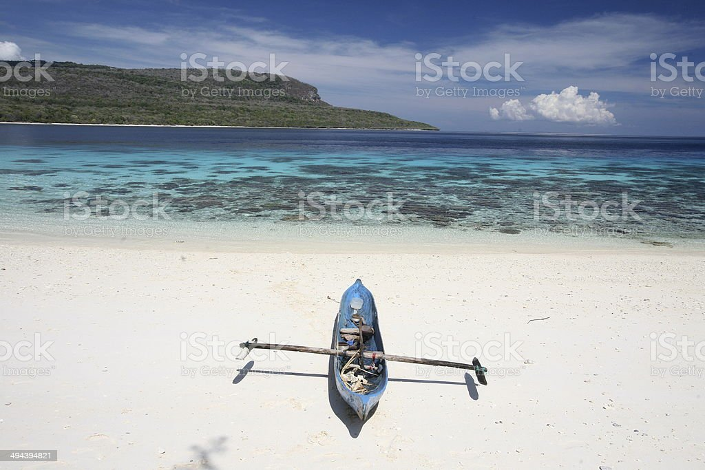 OST TIMOR TIMOR-LESTE JACO BEACH stock photo