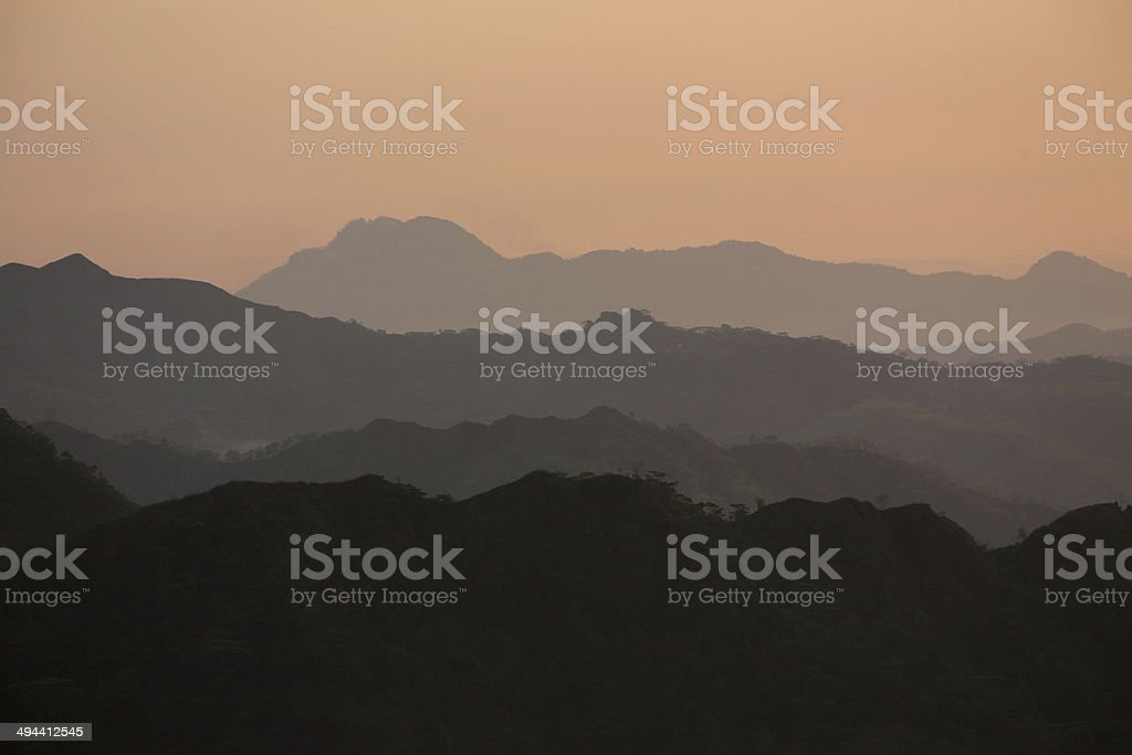 ASIA EAST TIMOR MAUBISSE LANDSCAPE stock photo
