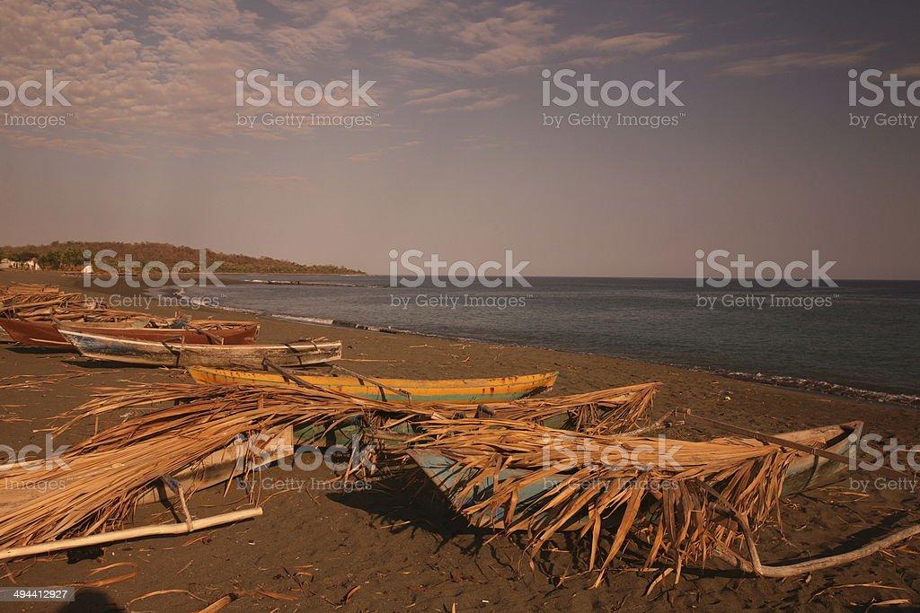 ASIA EAST TIMOR BETANO BEACH COAST stock photo
