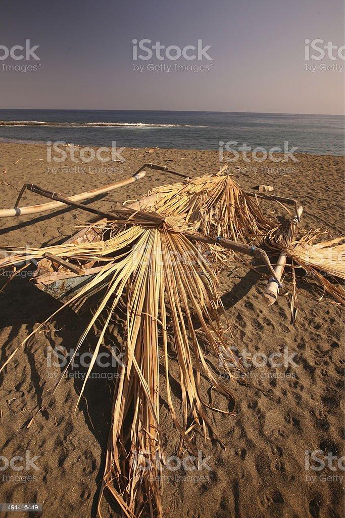 ASIA EAST TIMOR BETANO COAST stock photo