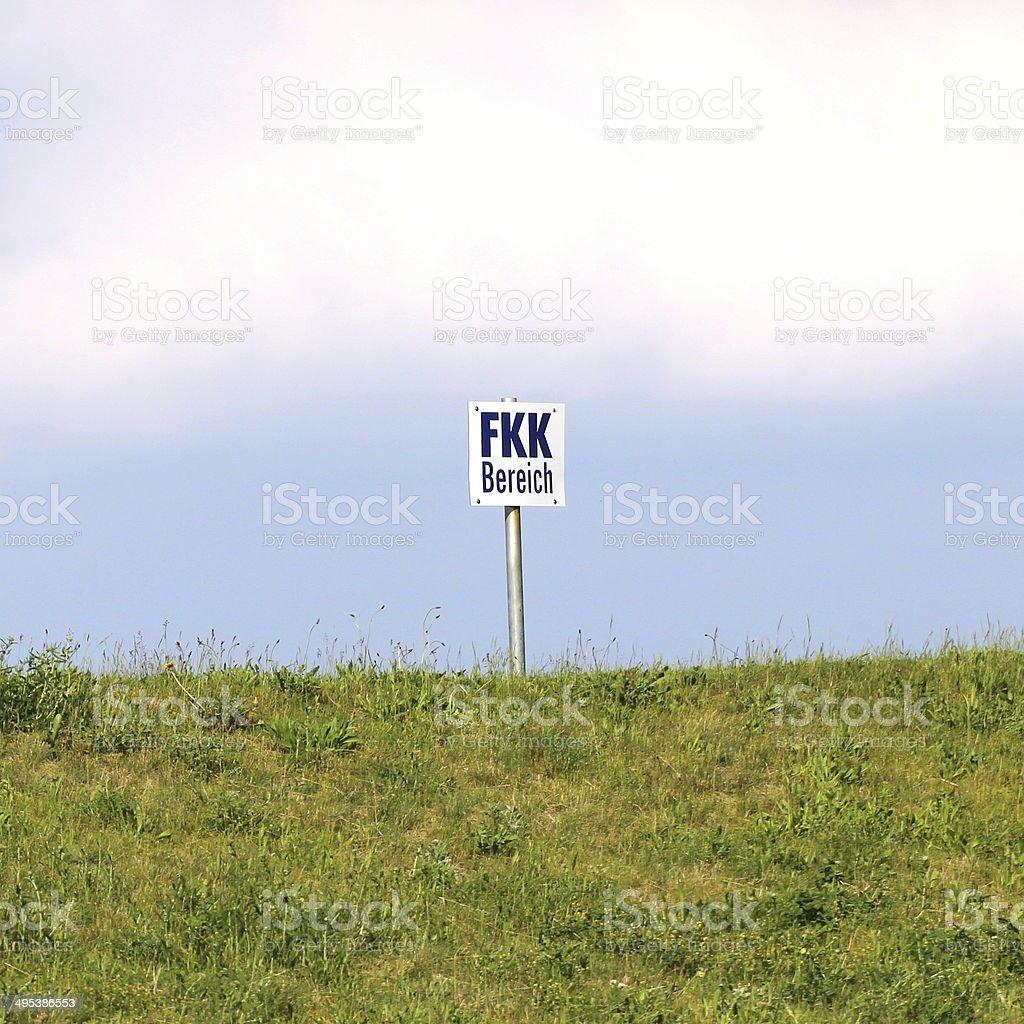 FKK stock photo