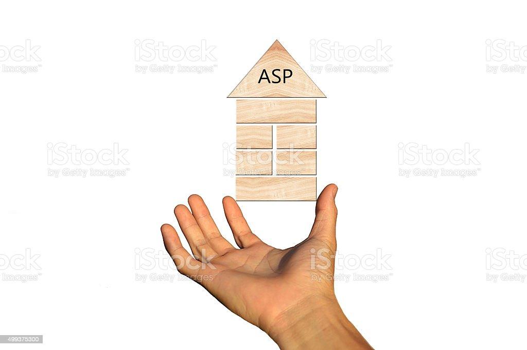 ASP stock photo