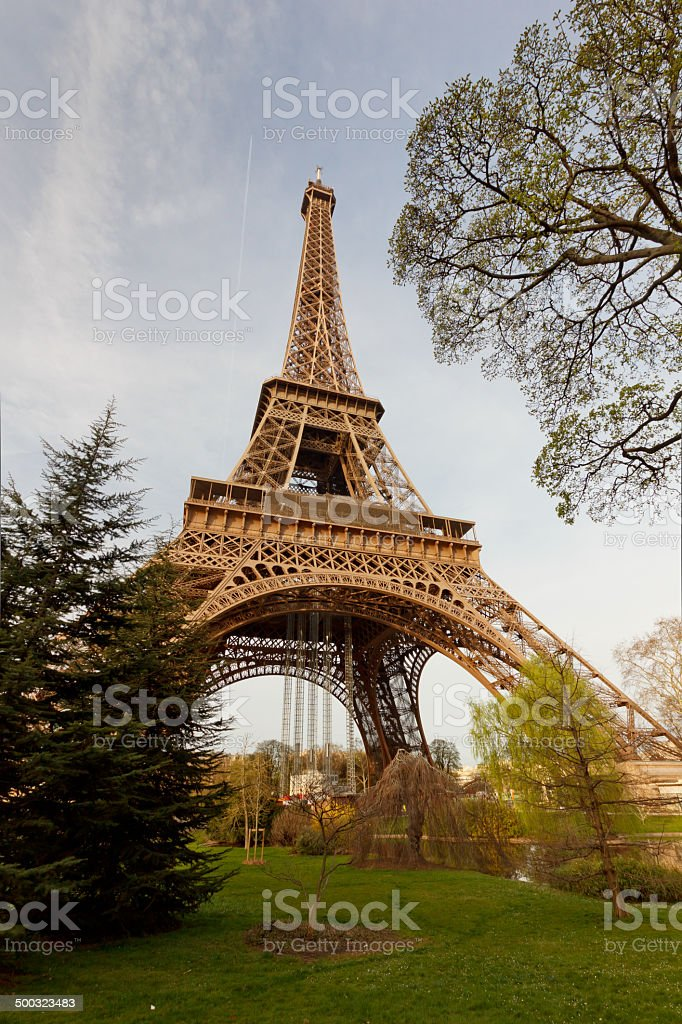 PARIS IN FRANCE stock photo