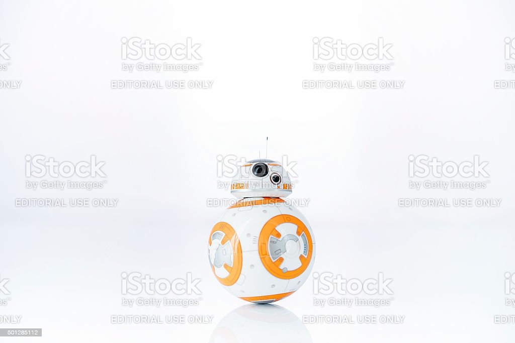 BB-8 stock photo