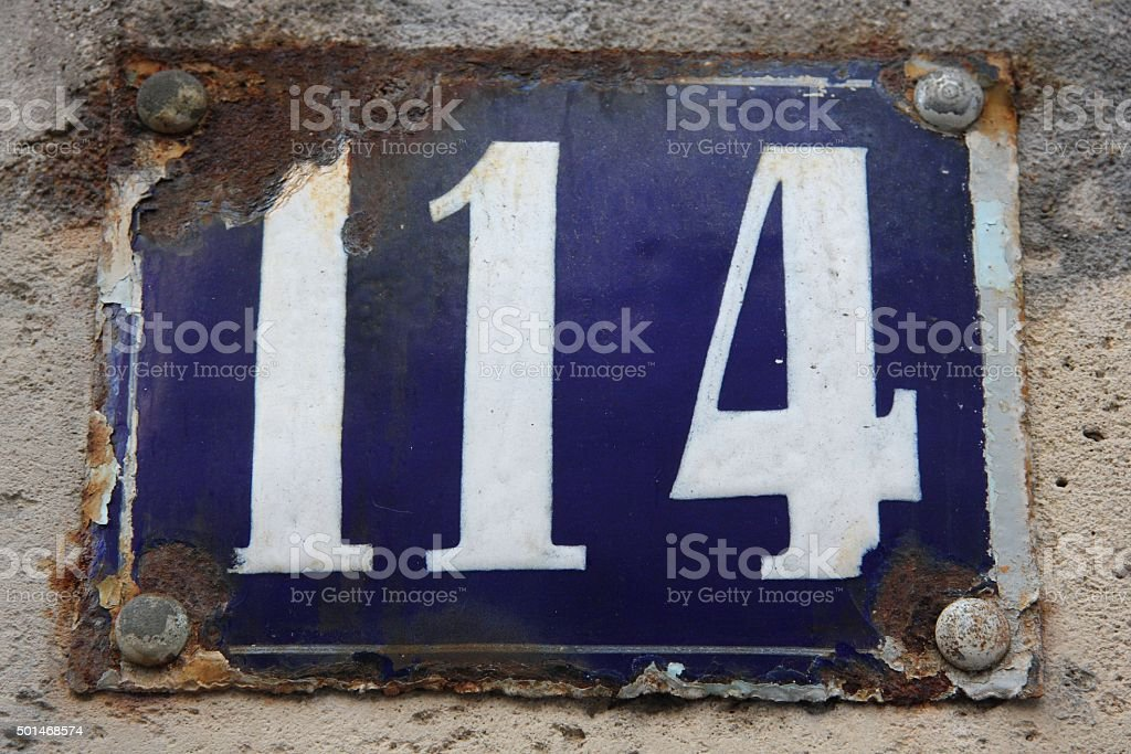 114 stock photo