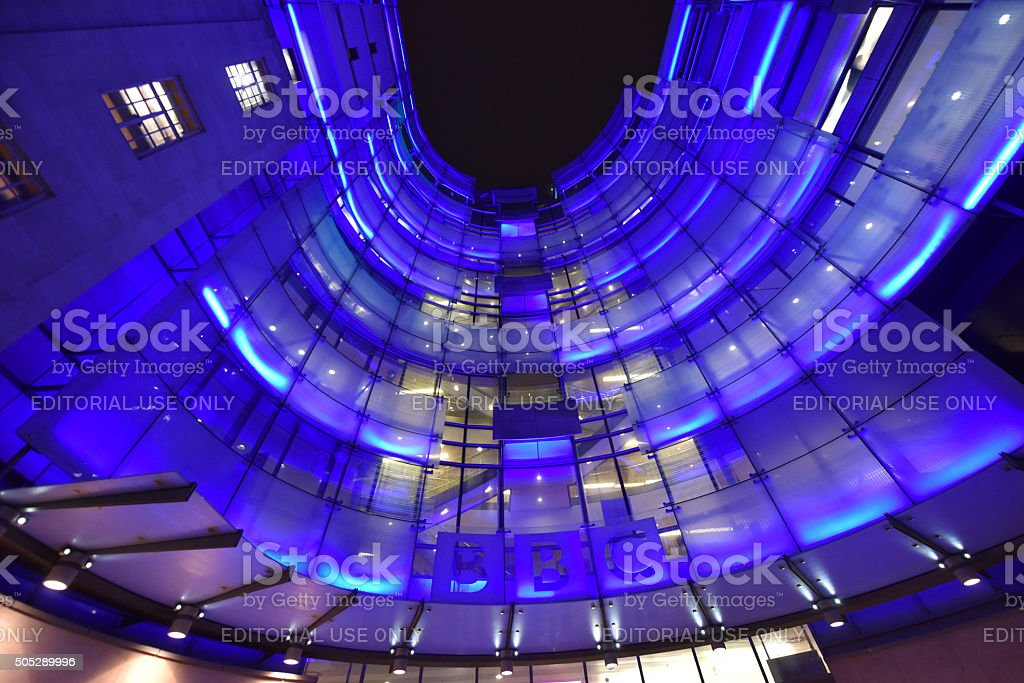 BBC stock photo