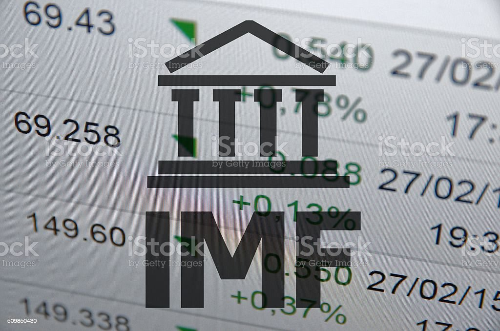 IMF stock photo