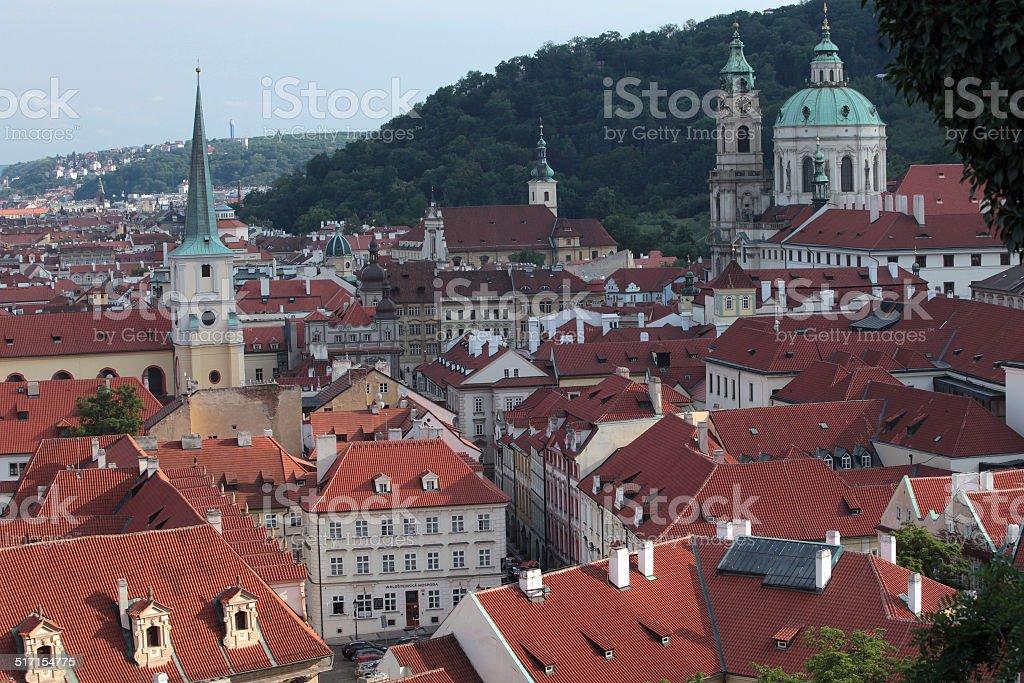 Прага royalty-free stock photo