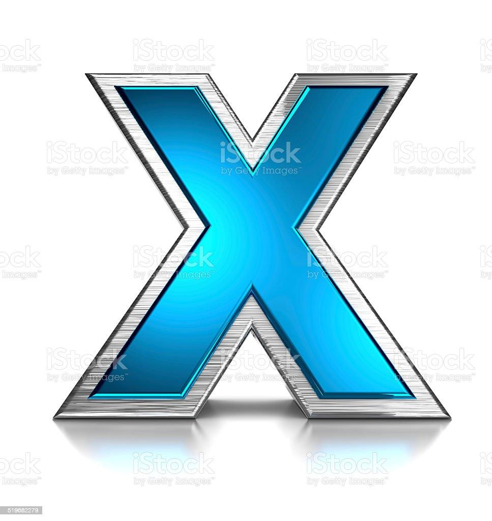 X stock photo