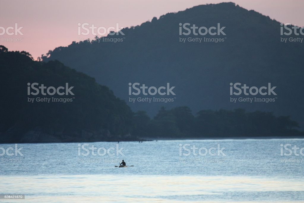 FIM DE TARDE stock photo