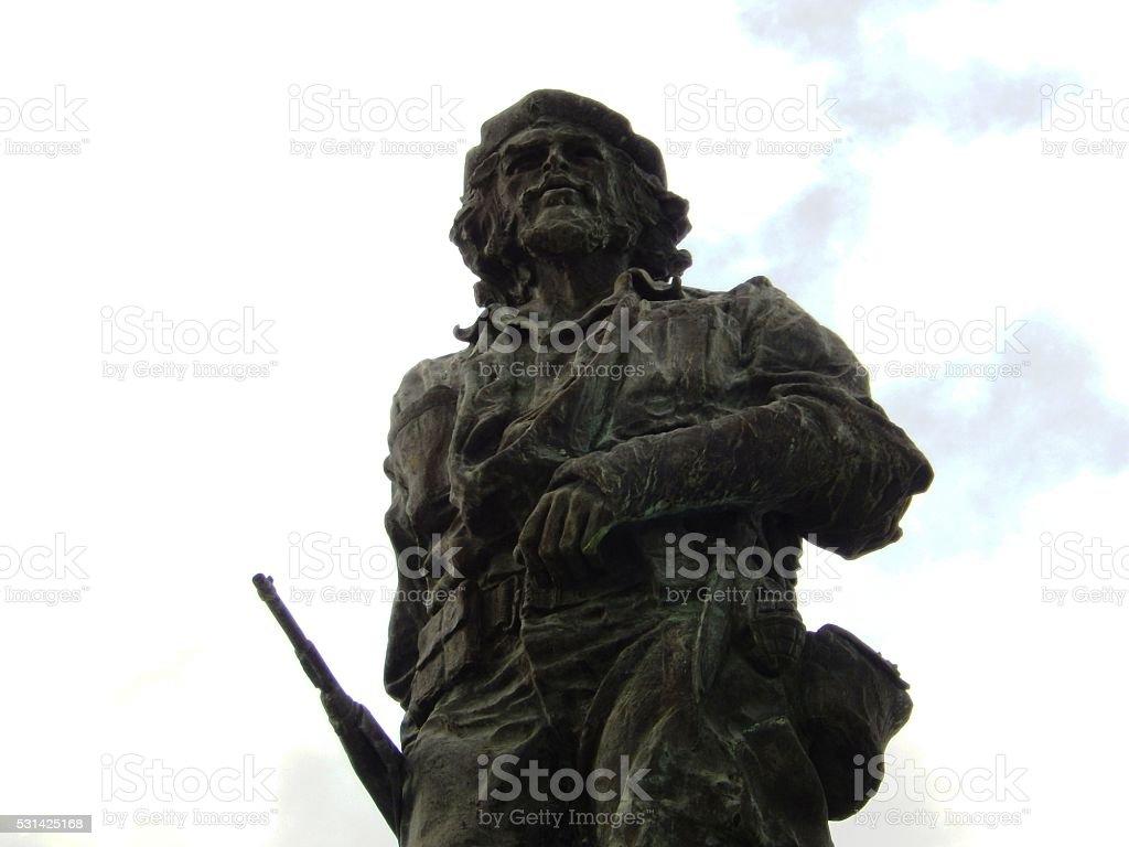 CHE GUEVARA MONUMENT, SANTA CLARA, CUBA stock photo