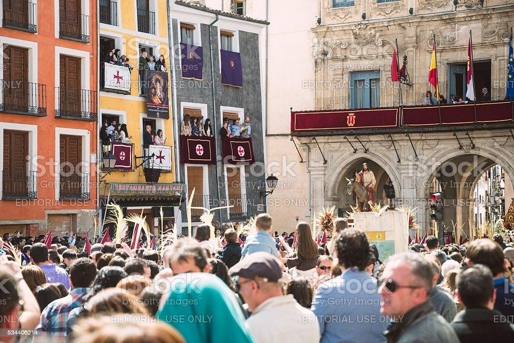 CUENCA, SPAIN stock photo