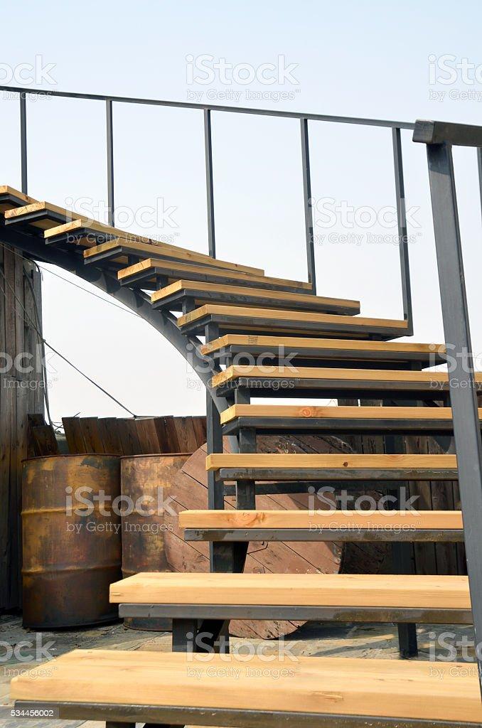계단 stock photo
