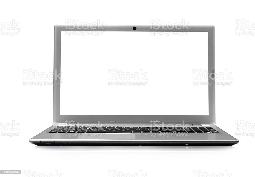 COMPUTER LAPTOP stock photo