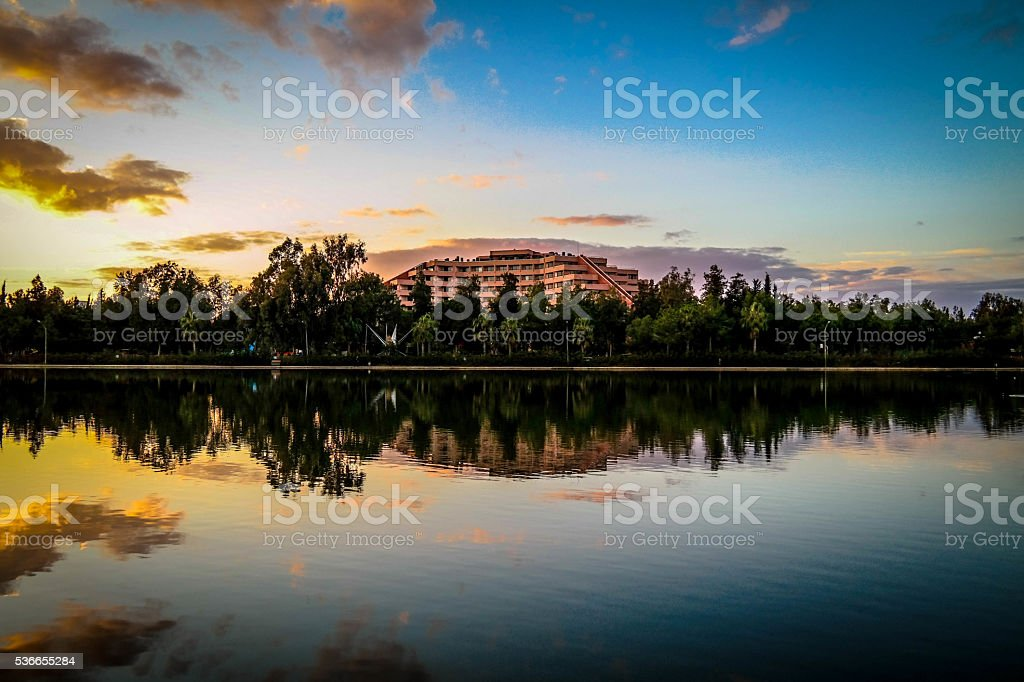 MANAVGAT stock photo