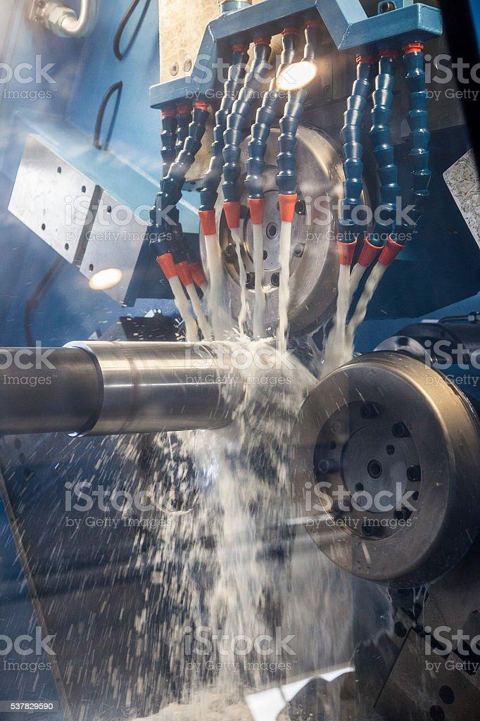 CNC stock photo