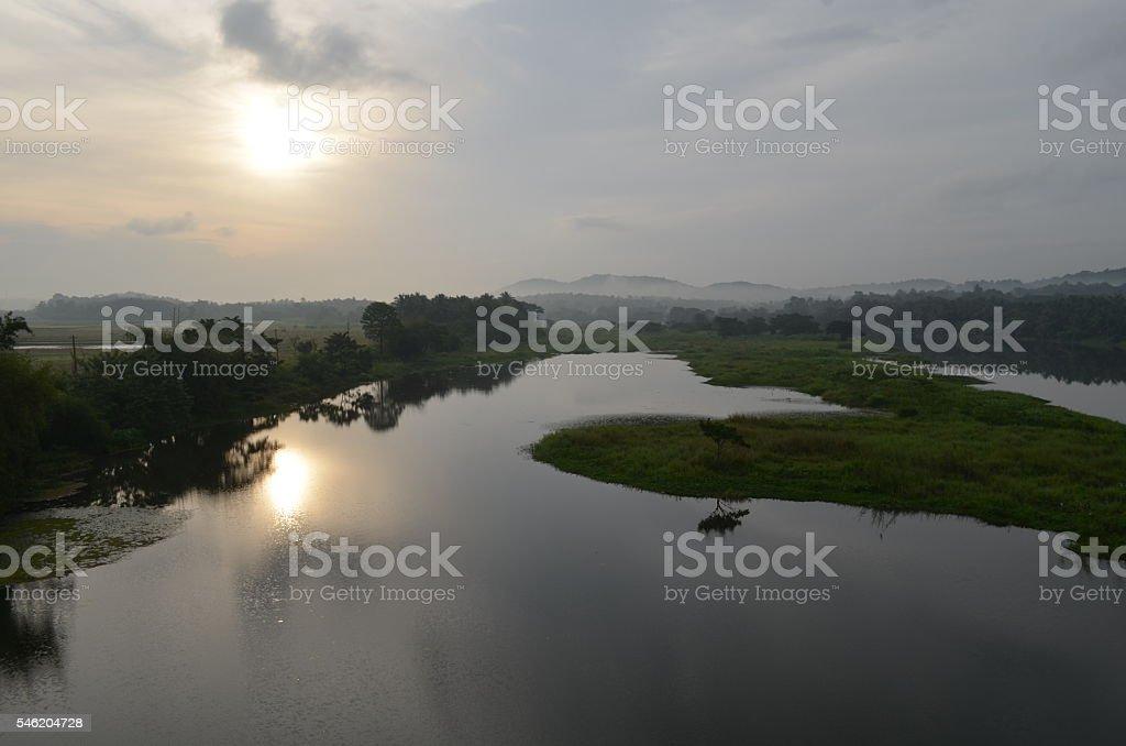 SUN RISE stock photo