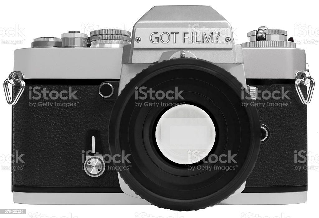 GOT FILM stock photo