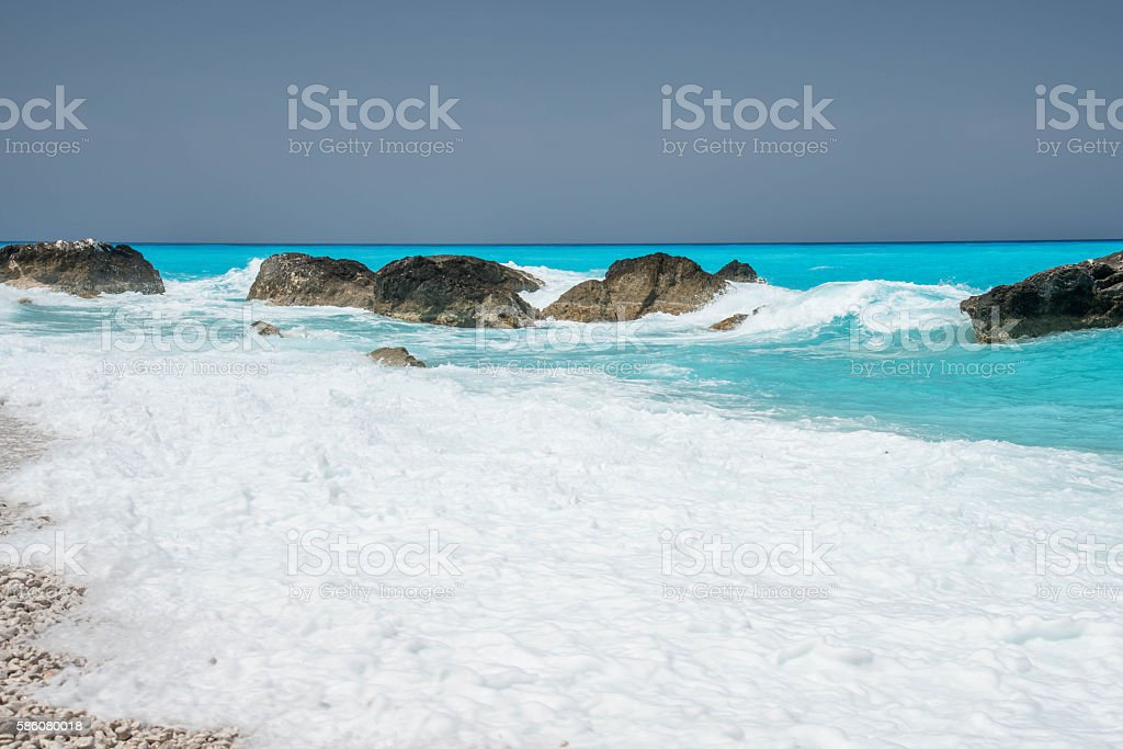 BEACH 006 stock photo