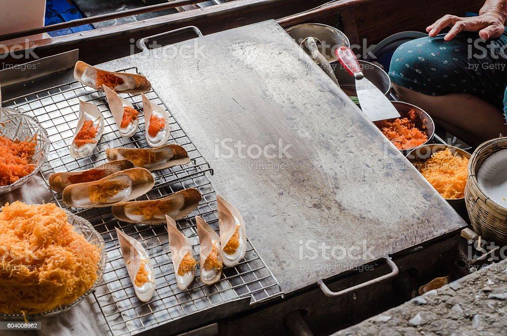 THAILAND DAMNOEN SADUAK stock photo