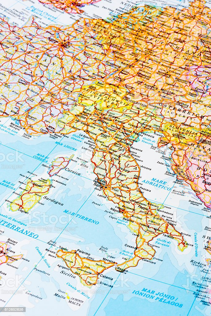 ITALIA stock photo