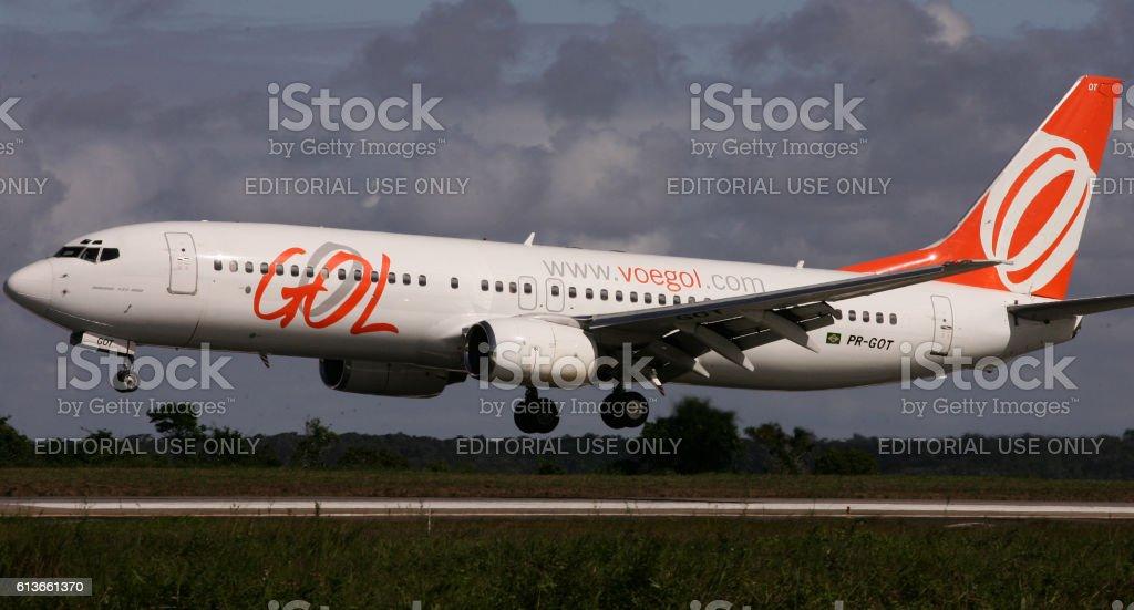 AEROPORTO / GOL stock photo