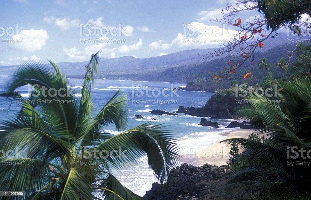 AFRICA COMOROS ANJOUAN stock photo
