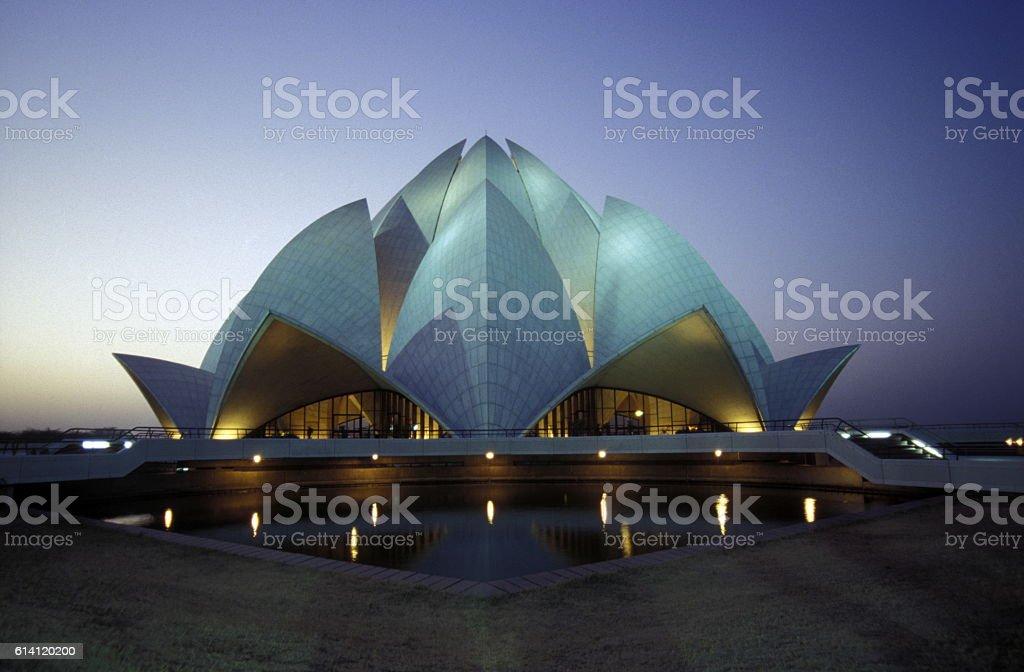 ASIA INDIA DELHI stock photo