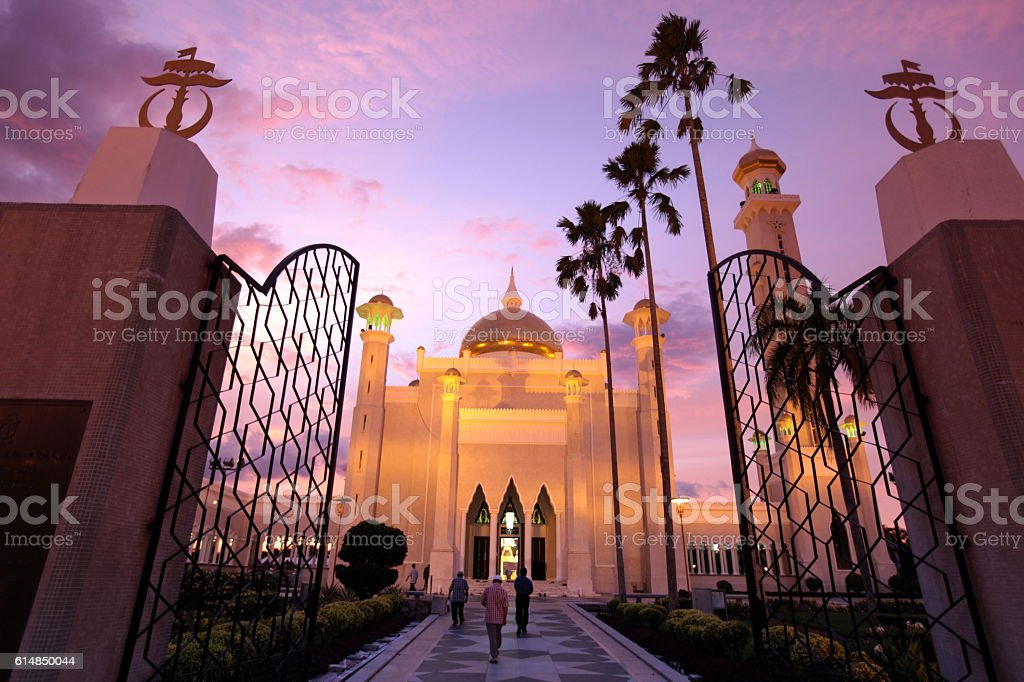 ASIA BRUNEI DARUSSALAM stock photo