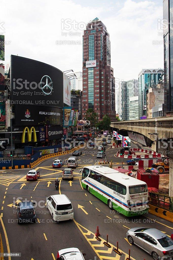 KUALA LUMPUR MALAYSIA stock photo