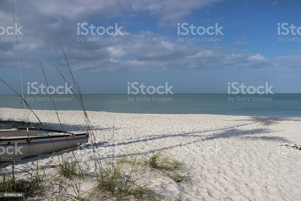 VANDERBILT BEACH stock photo