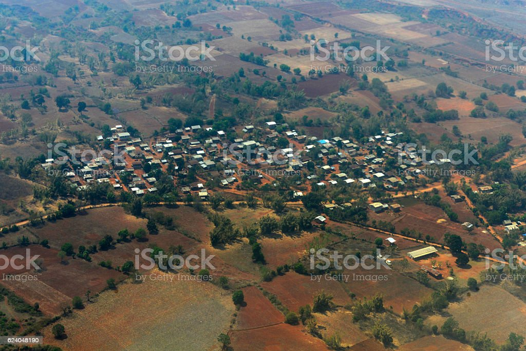ASIA MYANMAR HEHO LANDSCAPE stock photo