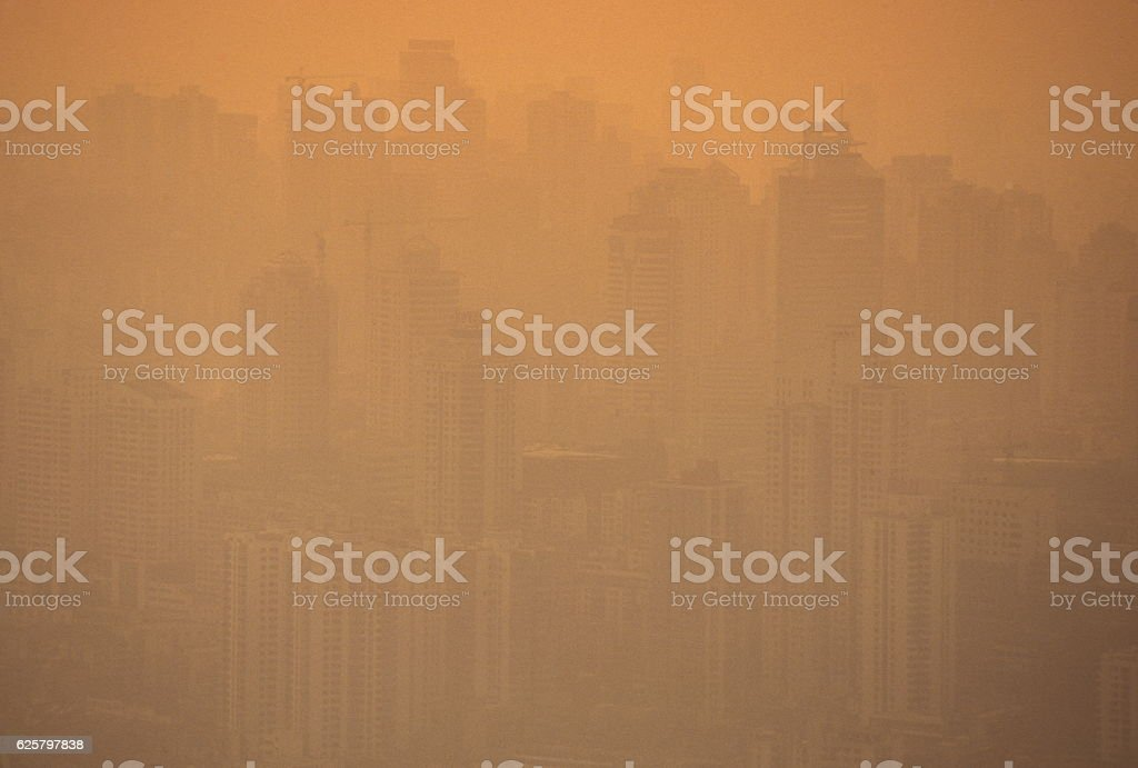 ASIA CHINA CHONGQING stock photo