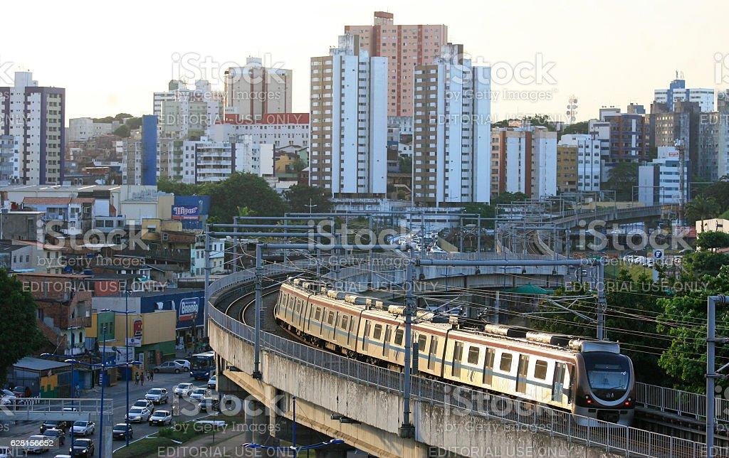 METRO / SALVADOR / CCR stock photo