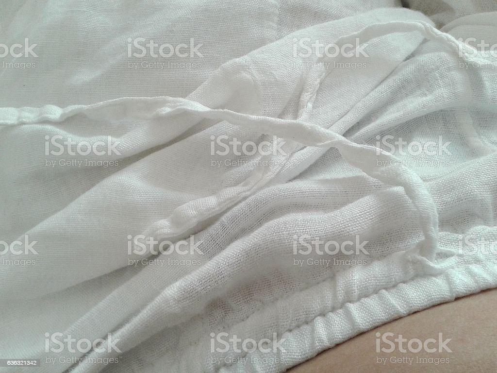 LINEN CLOTHES stock photo