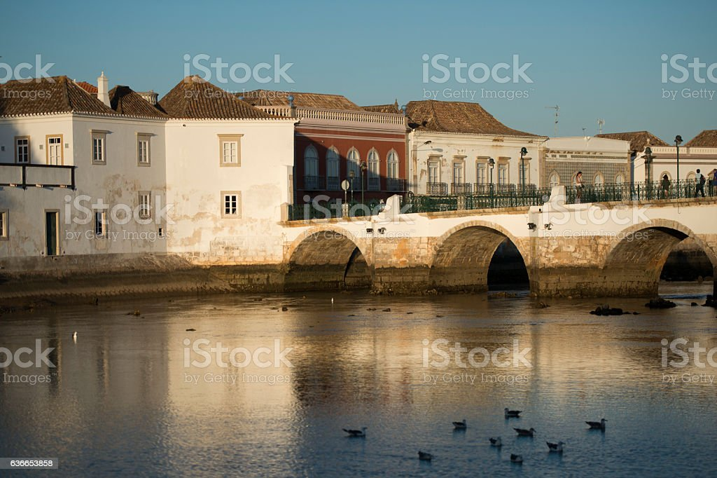 EUROPE PORTUGAL ALGARVE TAVIRA stock photo