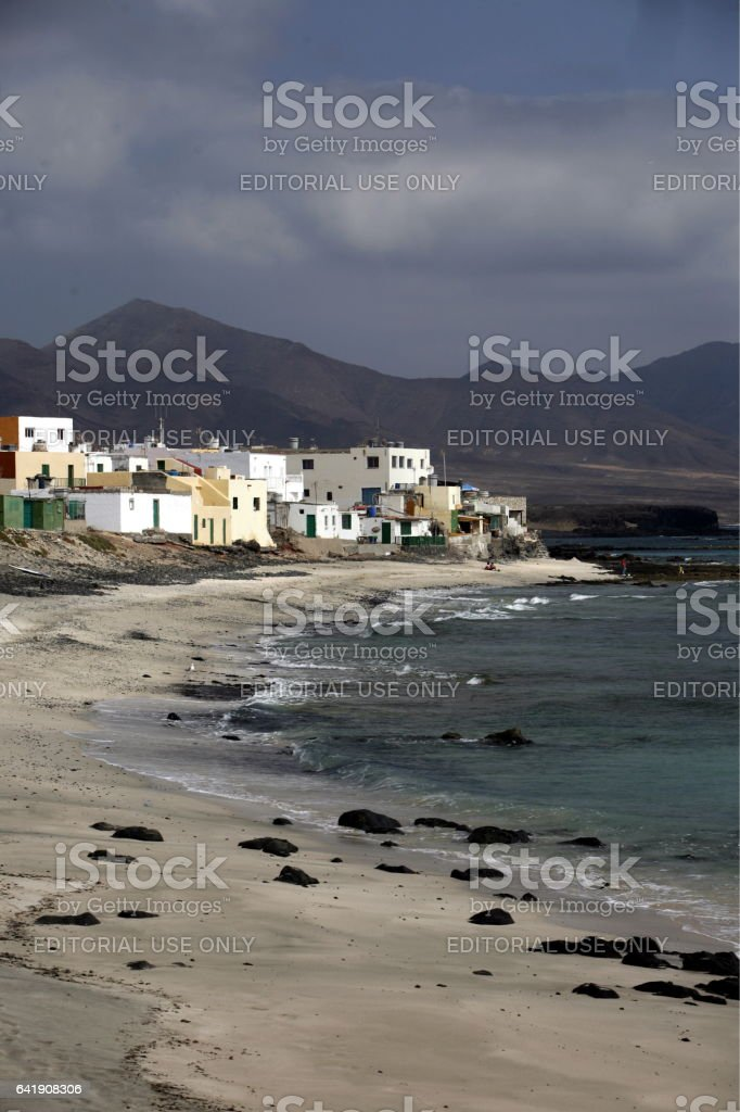 EUROPE CANARY ISLANDS FUERTEVENTURA stock photo