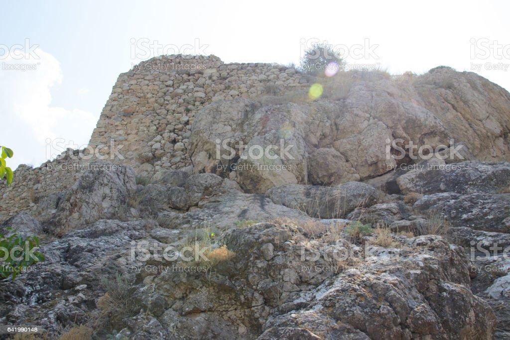 горный пейзаж stock photo