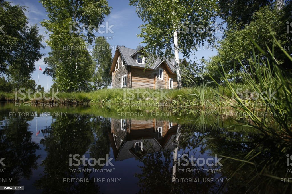 EUROPE LITHUANIA stock photo
