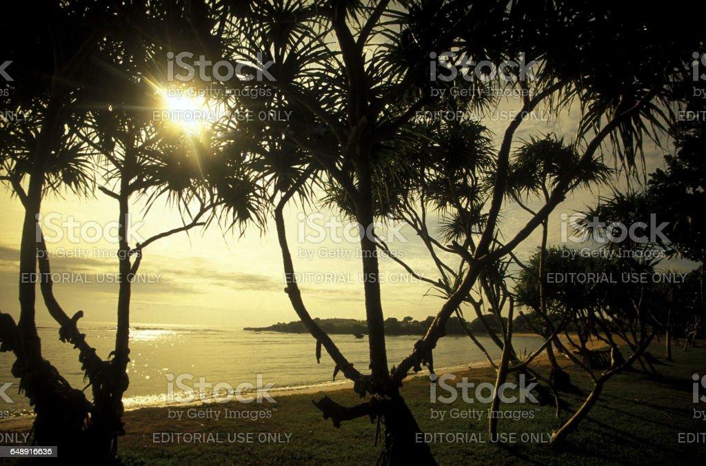 ASIA INDONESIA BALI BEACH stock photo