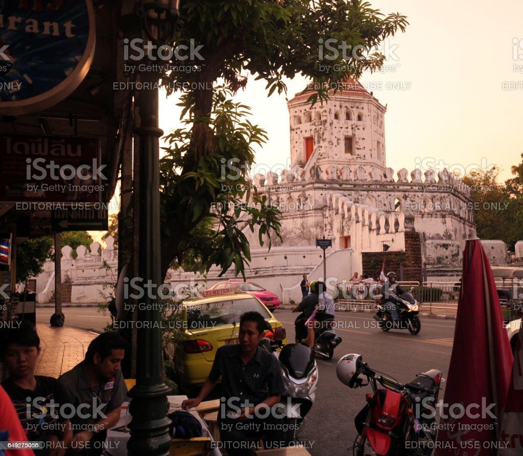 ASIA THAILAND BANGKOK stock photo
