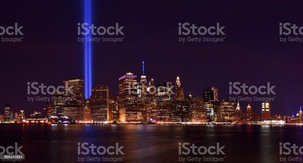 9/11 stock photo