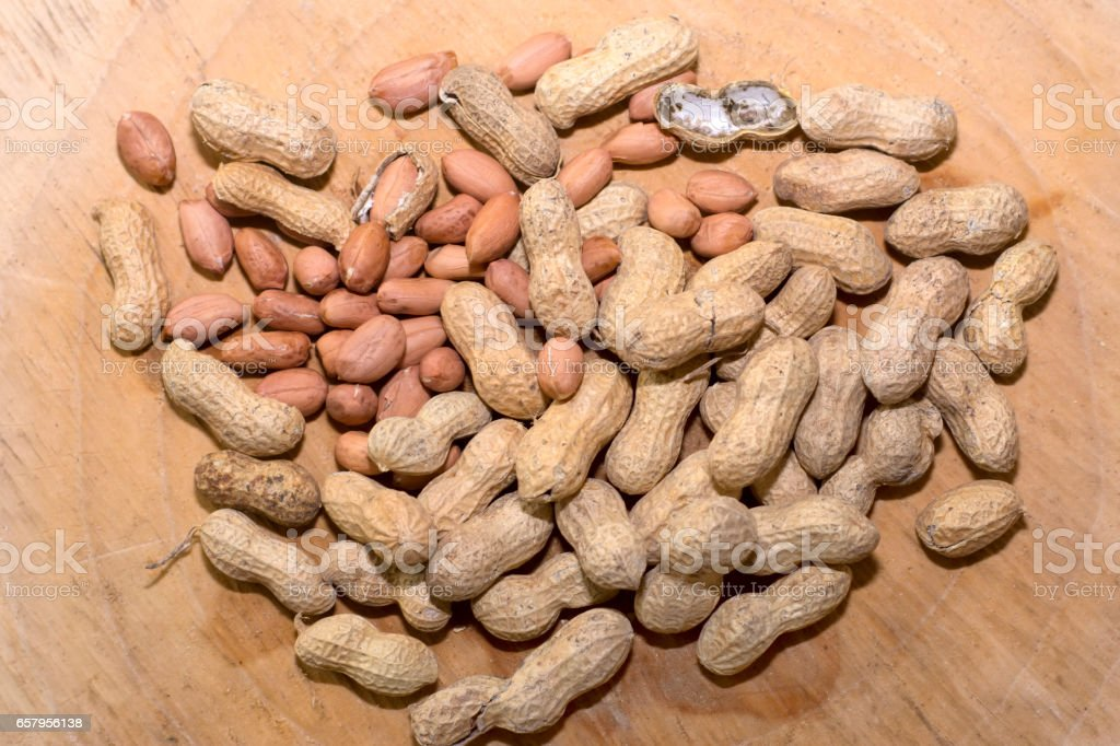 PEANUT stock photo