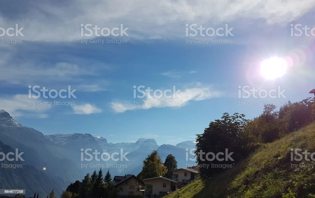 AWESOME WEATHER stock photo