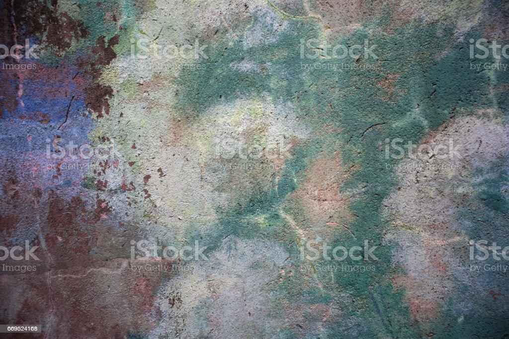 Цветовая абстракция stock photo