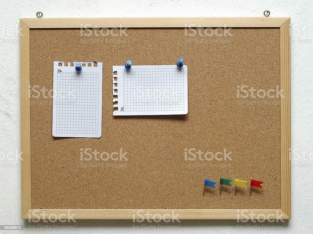NOTEBOOK WITH TABLE royalty-free stock photo