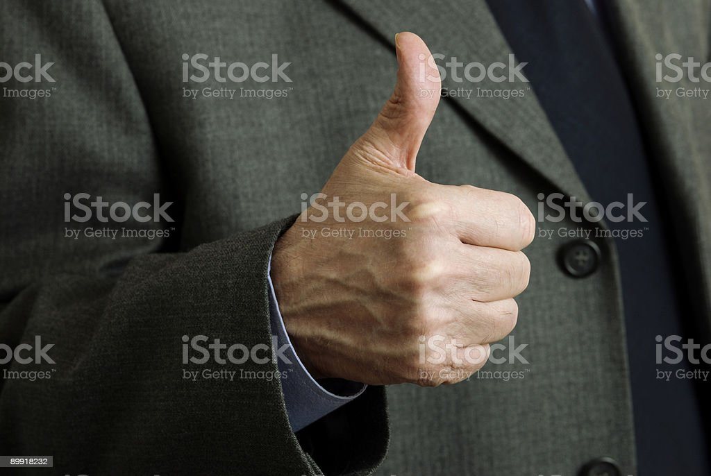 OK! royalty-free stock photo