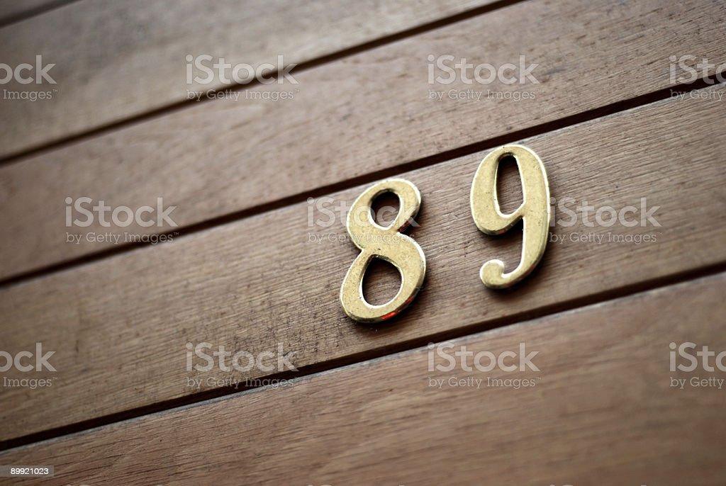 89 stock photo
