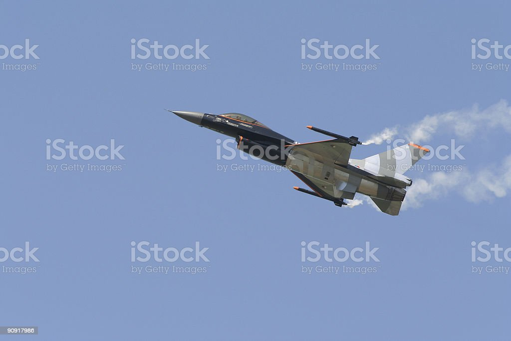 F16 royalty-free stock photo
